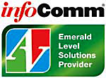 Draper has qualified as an InfoComm International Emerald AudioVisual Solutions Provider (AVSP). This designation recognizes that a percentage of the company's sales, customer service and technical staff have achieved and maintained individual InfoComm Certification and have completed relevant coursework from the InfoComm Academy.<br><br>The company-level AVSP recognition program is the only such program available for the commercial audiovisual industry. The Emerald AVSP designation means that Draper has agreed to comply with 10 Standards of Excellence developed in collaboration with industry experts to emphasize the best practices of audiovisual businesses.