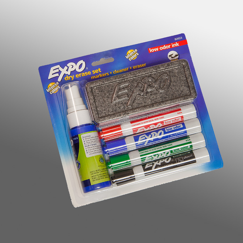 Dry Erase Accessory Kit