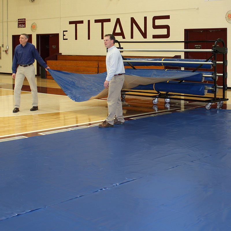 Wall Pads And Floor Coverings Draper