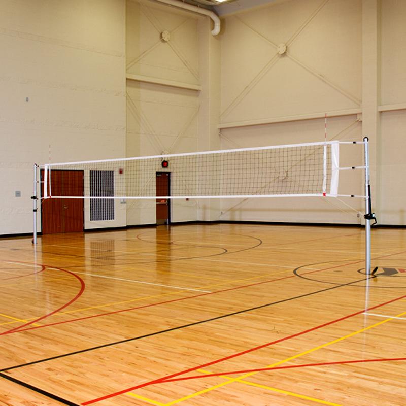 Power Volleyball System (PVS) - 500001 :: Draper, Inc
