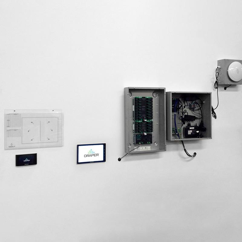 Smart Gym Control System :: Draper, Inc.