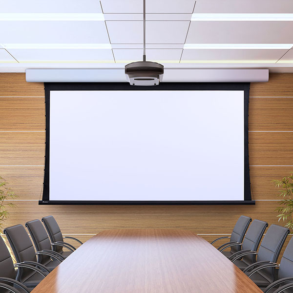 Introducing the Acumen series of projection screens.