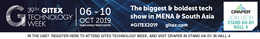Click here to register for GITEX Technology Week!