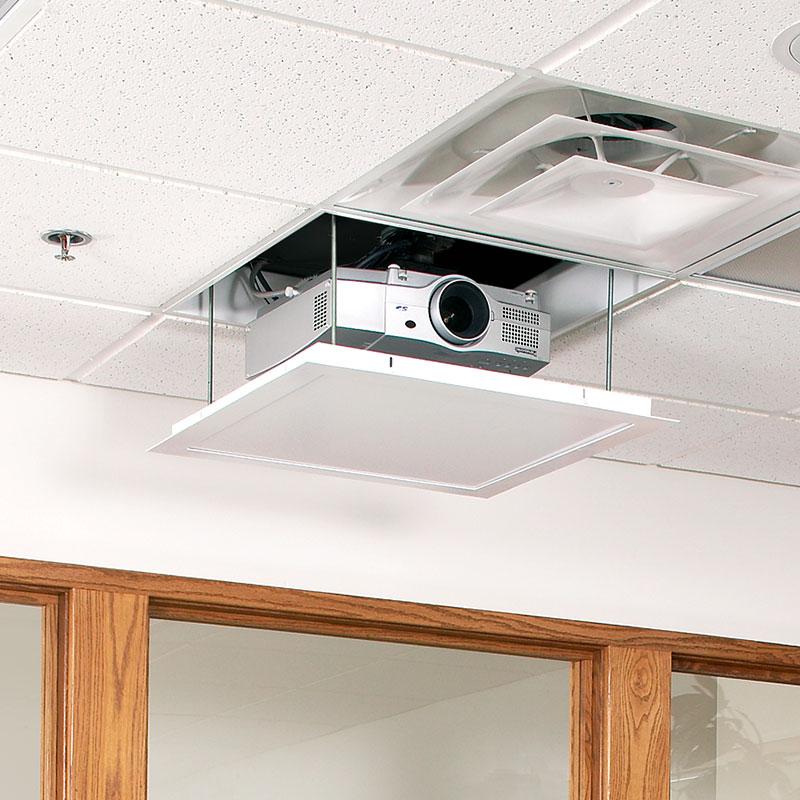 Projector Lifts :: Draper, Inc
