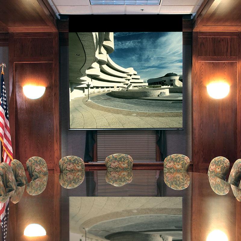Envoy Electric Projection Screen :: Draper, Inc