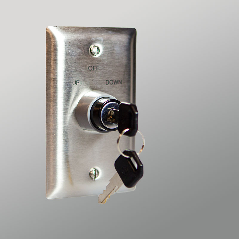 3-Position Key Control Switch  KS-3
