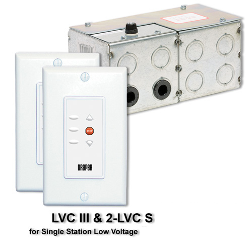 Low Voltage Control with 2 Switches LVC-III, 2 LVC-S picture
