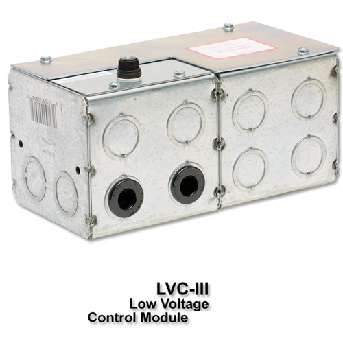 Low Voltage Control Module LVC-III picture