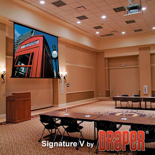 Signature/Series V Projector Screen