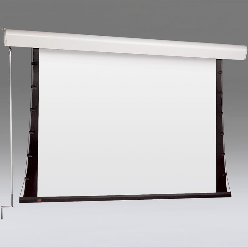 Draper 137141 salara/m manual front projection screen 137141 b&h.