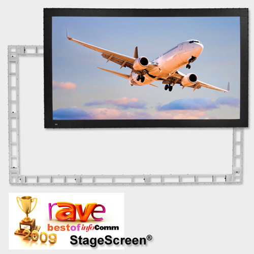 StageScreen Projector Screen