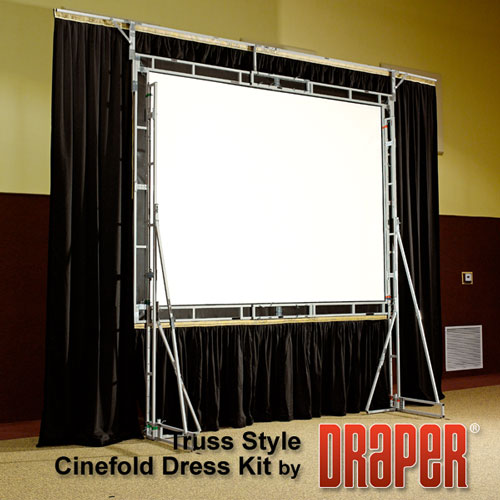 Truss Style Cinefold Dress Kit Draper Inc