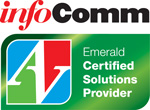 Draper has qualified as an InfoComm International Emerald AudioVisual Solutions Provider (CAVSP). This designation recognizes that a percentage of the company's sales, customer service and technical staff have achieved and maintained individual InfoComm Certification and have completed relevant coursework from the InfoComm Academy.<br><br>The company-level CAVSP recognition program is the only such program available for the commercial audiovisual industry. The Emerald CAVSP designation means that Draper has agreed to comply with 10 Standards of Excellence developed in collaboration with industry experts to emphasize the best practices of audiovisual businesses.