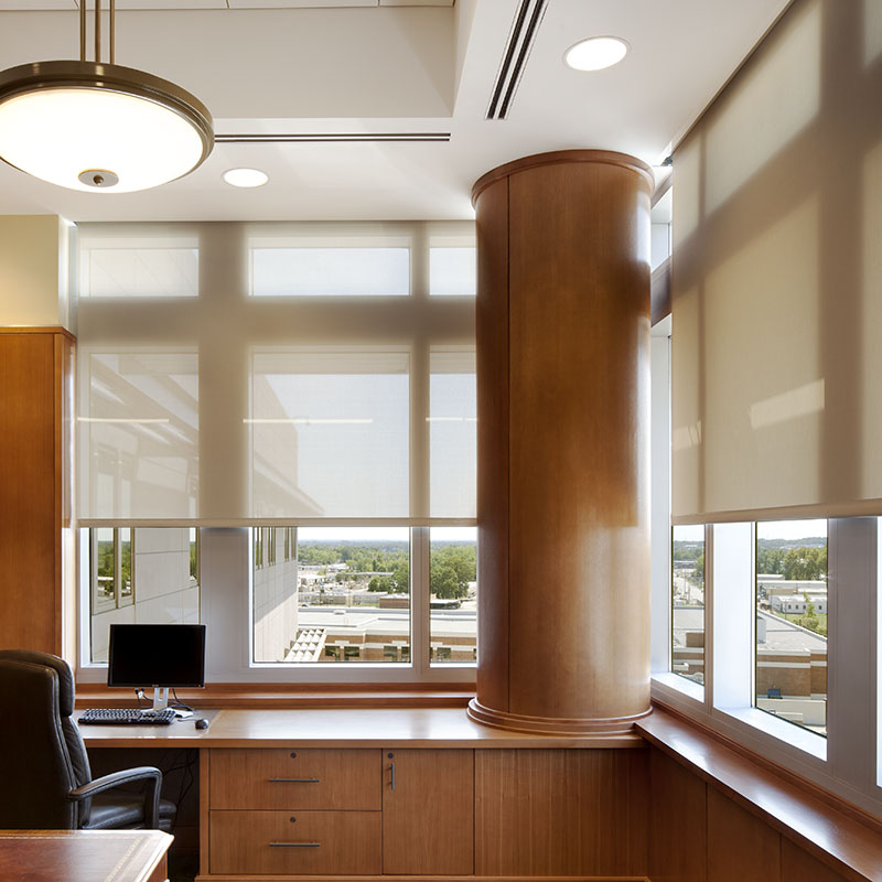 Motorized Roller Shades :: Dr, Inc. on