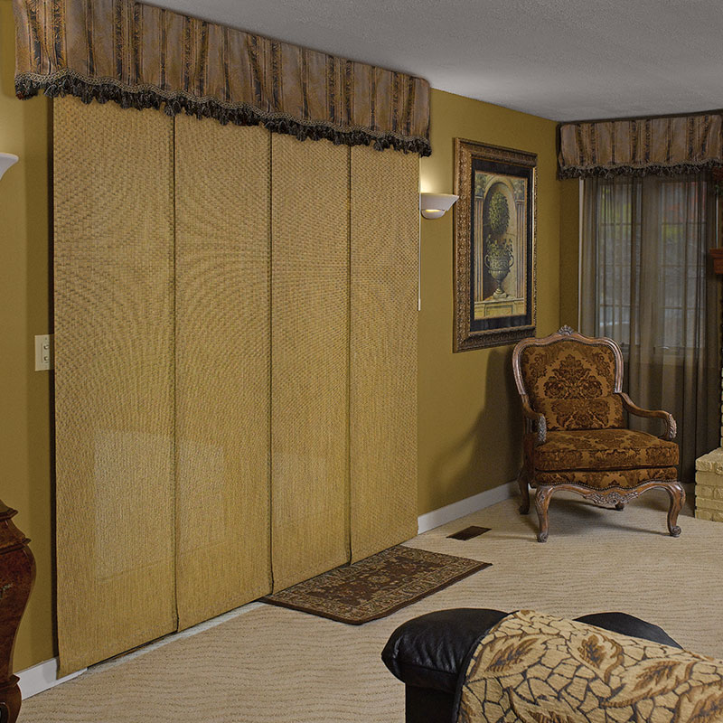 Panel Curtains Divider