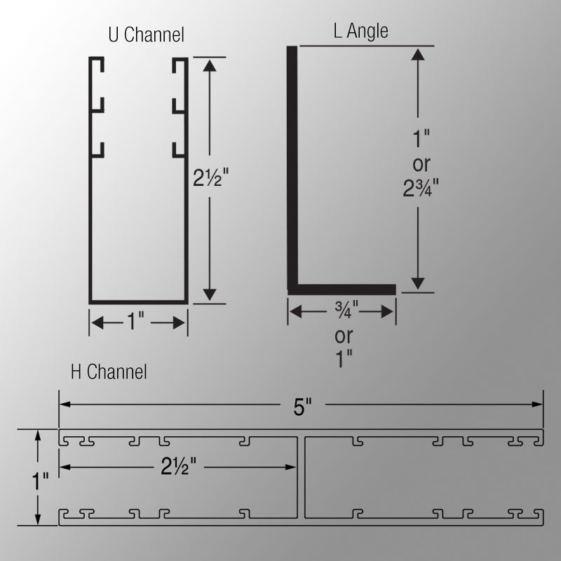 Flexshade Hardware Draper Inc