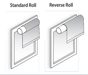 Roll Illustration